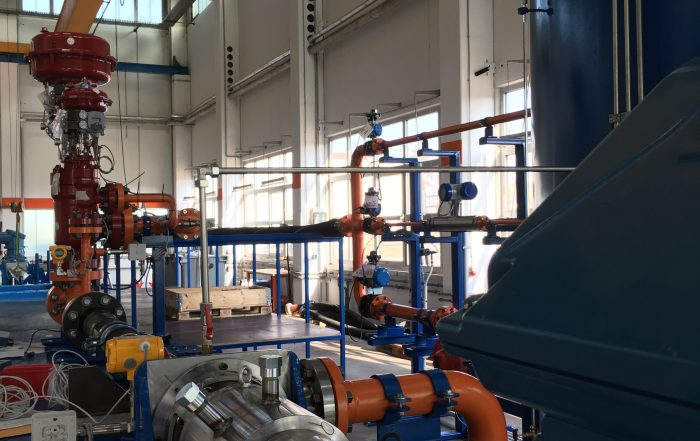 Oil Dynamics GmbH test bench