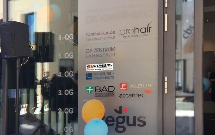 Oil Dynamics GmbH entrance