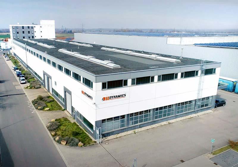 Oil DynamicsHockenheim Building